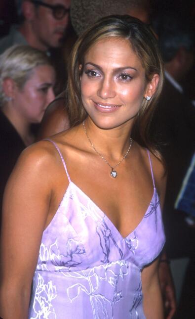 JLo en los 90s