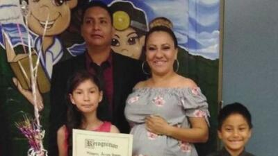 ICE arresta en una estación de gasolina a un mexicano que llevaba a su esposa a dar a luz