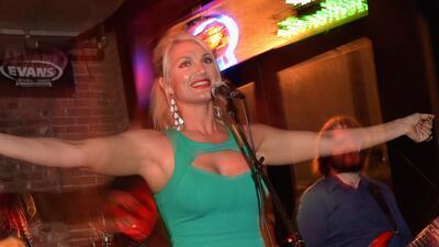 Brooke Hogan, la sexy hija de una leyenda de la lucha libre