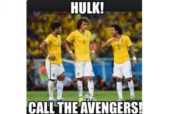 Los memes del Brasil vs. Alemania