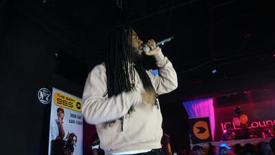 D.R.A.M. Headlines Dana Cortez Show's One Year Anniversary Party