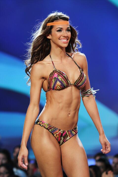 Después de su participación en Nuestra Belleza Latina 2012, la venezolan...