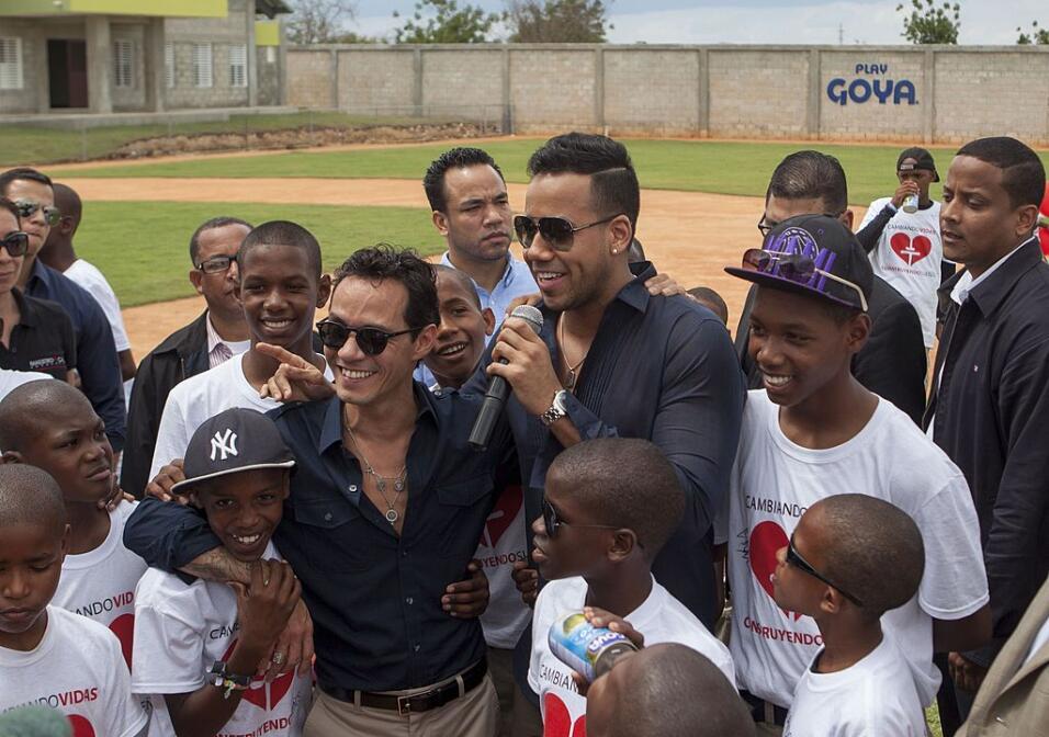 Romeo Santos estrena el video de 'Héroe Favorito' GettyImages-482086523.jpg