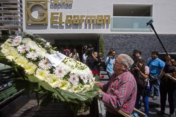 Perro Aguayo Jr: A dos años de su muerte. GettyImages-467264642.jpg