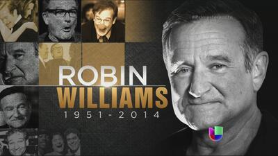 Nuevos detalles sobre la muerte del actor Robin Williams