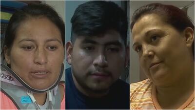 """""""Regreso peor de como me vine"""": el drama de deportados que siguen en el lado mexicano de la frontera"""
