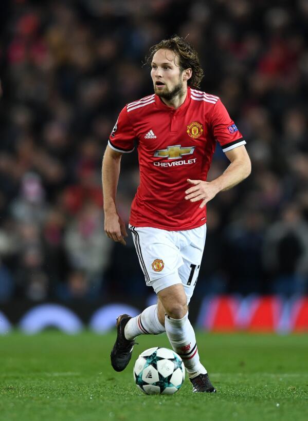 Daley Blind - Manchester United (Inglaterra): 25,3 millones de dólares