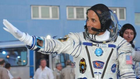 Joe Acabá, el astronauta hispano.