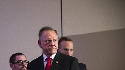 El candidato a senador por Alabama Roy Moore ha asegurado que se mantend...