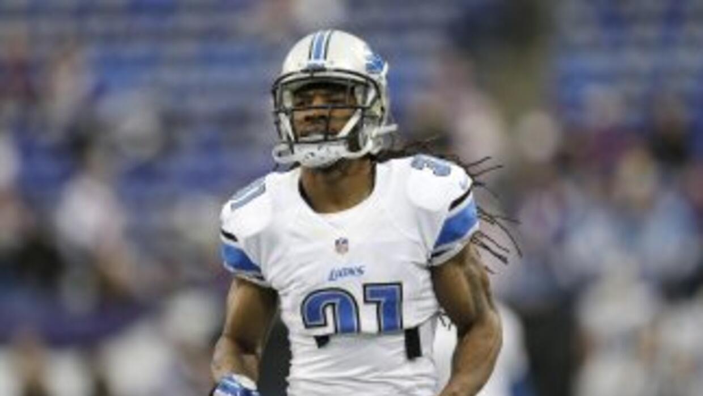 Rashean Mathis se quedará con los Lions (AP-NFL).