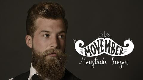 'No-Shave November' es el otro nombre con el que se le conoce a 'Movemb...