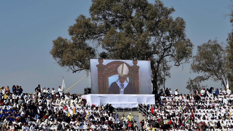 Papa Francisco México, Michoacán