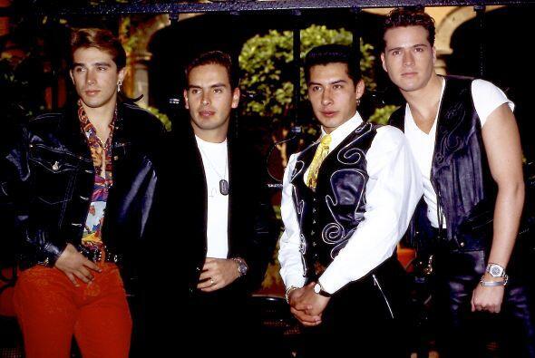 ¿Cómo olvidar a Sergio Mayer, Javier Ortiz, Charly López y Víctor Noriega?