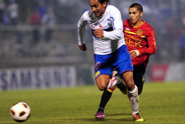 Católica selló su clasificación a los octavos de la Libertadores sumando...