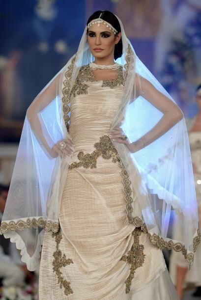 Vestidos De Novia Estilo India - Vestido de novia