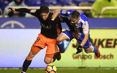 Deportivo La Coruña vs. Valencia