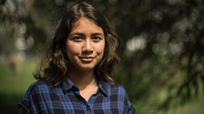En fotos: Estos son los rostros de las futuras científicas latinas
