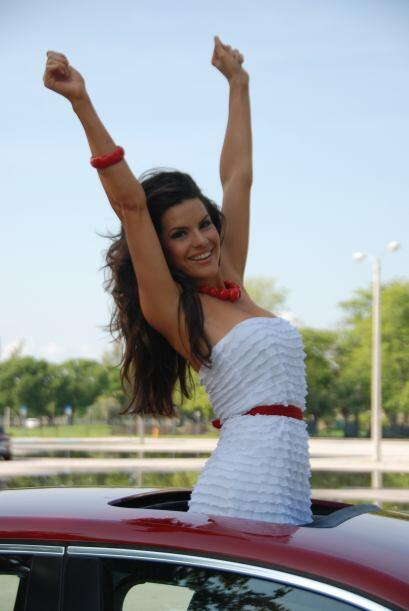 La cubana está enamorada de su trabajo como actriz de telenovelas.