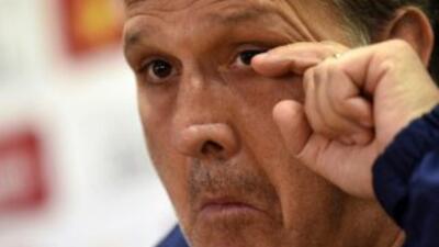 Martino cree que fue un golpe duro perder la final.