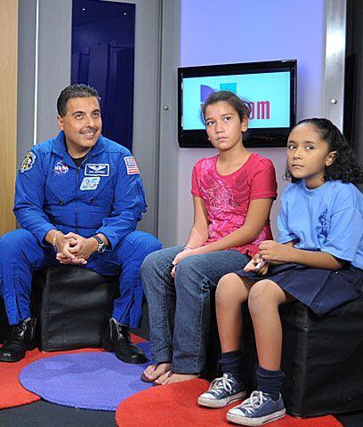 Una misión importante¿Cuál fue tu primera misión cuando fuiste al espaci...