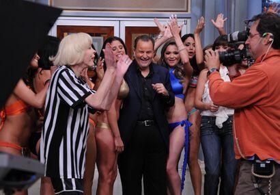 Al final los aplausos y la diversión con El Gordo De Molina no podían fa...