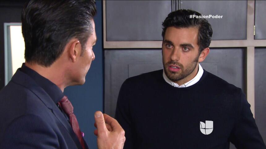 ¡David descubrió el amor entre Julia y Arturo! 4E215315121B4647A6F79BF62...