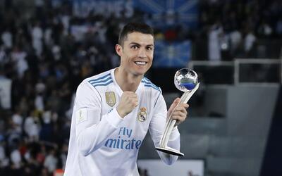 11. Cristiano Ronaldo (Real Madrid / Portugal) - 12 puntos