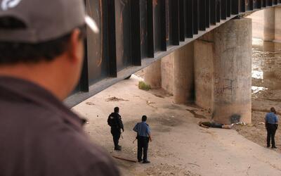 Una muerte transfronteriza. El cuerpo fallecido de Sergio Adrián...
