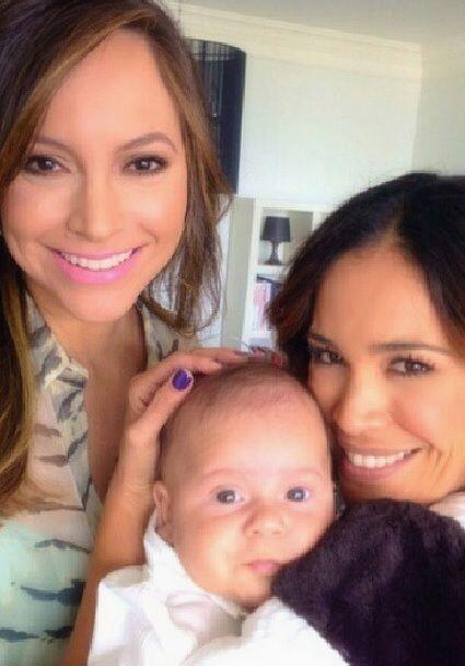 """""""Visitando a baby Bruce el precioso hijito de mi querida @satchapretto q..."""