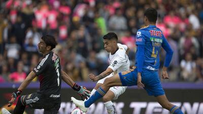En fotos: Pumas y Tigres protagonizaron un vibrante empate en Ciudad Universitaria