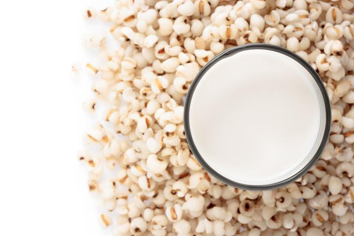 Asegúrate de que los granos sean de cebada perlada.