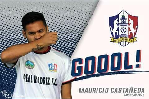 Primera / San Francisco 1-[2] Real Madriz: Mauricio Castañeda, ex León,...