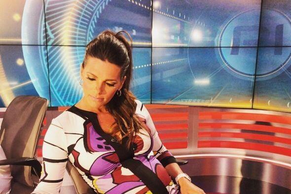 Las fotos más tiernas del embarazo de Bárbara Bermudo.
