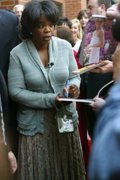 Oprah Winfrey Mira aquí lo último en chismes.
