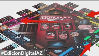 Hoy es día de: jugar Monopoly