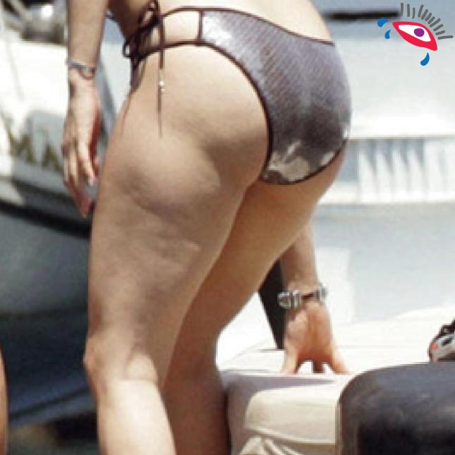 8 momentos en que la celulitis traicionó a Jennifer Lopez. celulitis6.png