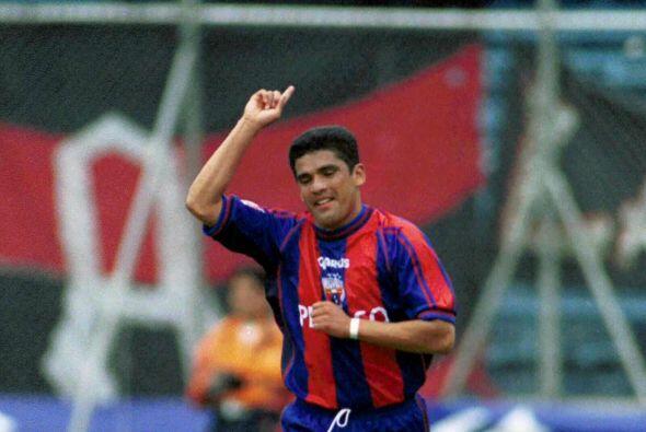 Pedro Pineda, el delantero tuvo la oportunidad de vestir las playeras de...