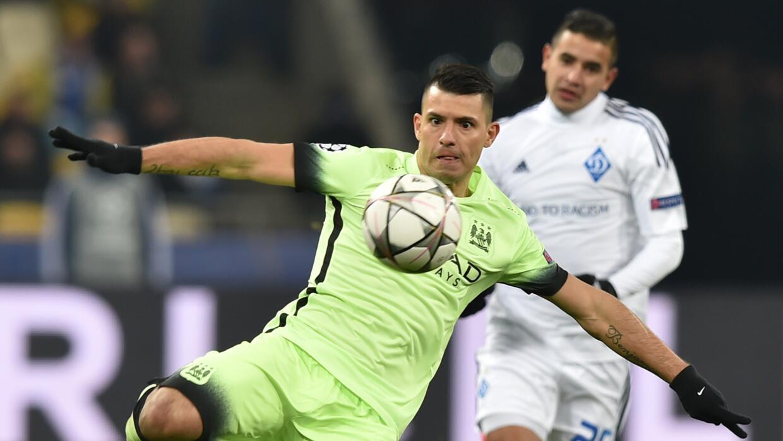 Dynamo Kiev vs. Manchester City