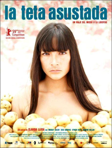 La teta asustada(2009), Perú, EspañaDirectora: Claudia LlosaReparto: Mag...