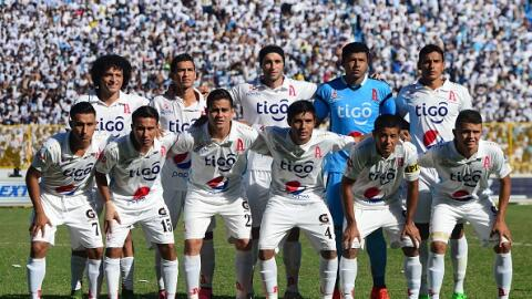 Alianza empató a ceros contra Isidro Metapan