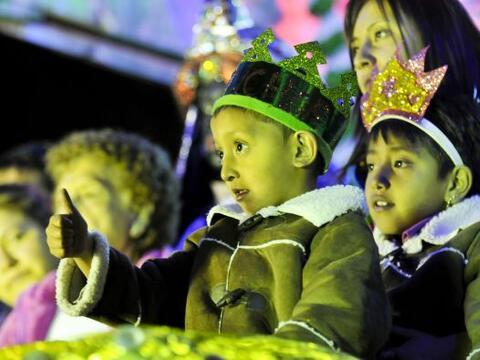 Una de las tradiciones más esperadas por los niños mexican...