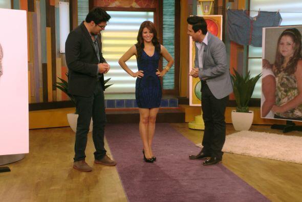María Torres es una guapa mexicana de 26 años que logró bajar 10 tallas...