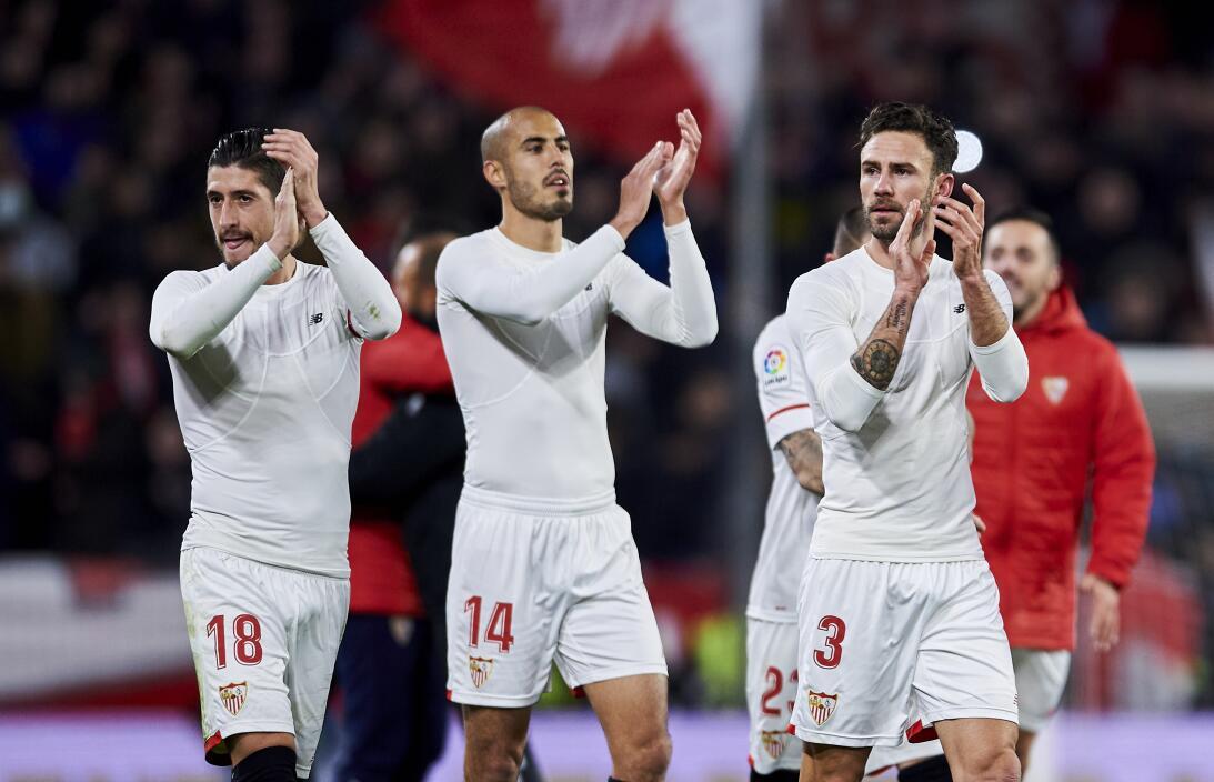 Sevilla [0]-2 Valencia: en el séptimo juego de Miguel Layún en La Liga –...