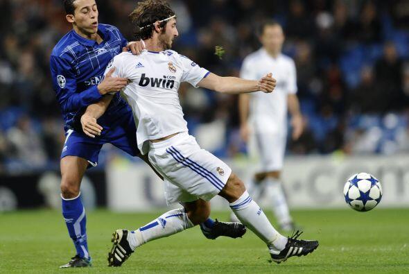 Real Madrid recibió al Auxerre en el Santiago Bernabéu.