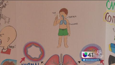 Protege a tus hijos de un ataque de asma