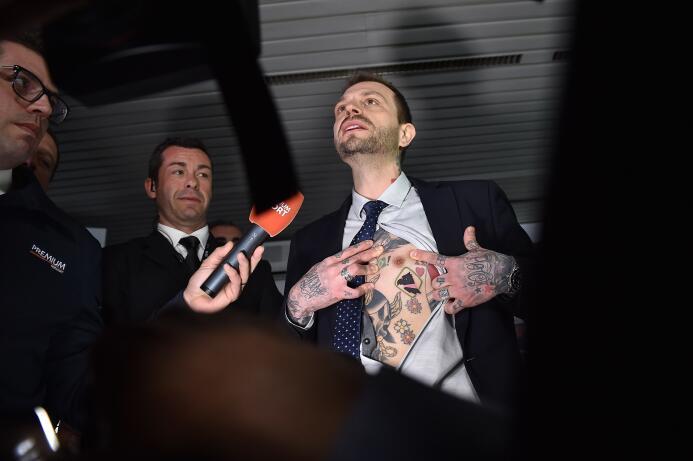 'Me tatuaré la cara si el Palermo se salva' GettyImages-649128142.jpg