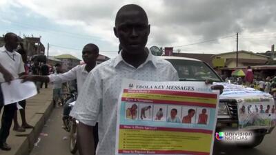 Surge mercado negro asociado al Ébola