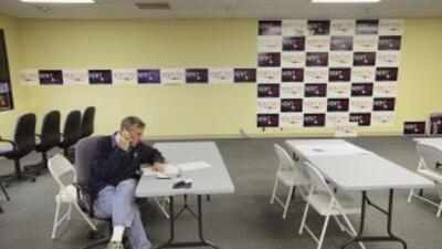 A una semana del caucus de Iowa, hay falta de entusiasmo por los precand...