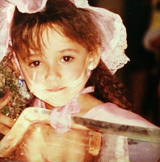 Desde pequeña quiso incursionar en el mundo de la actuación.