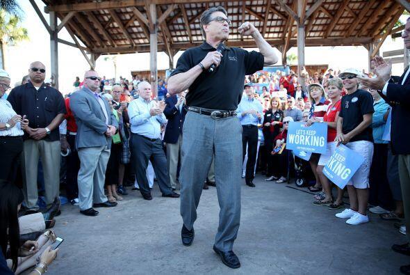 El gobernador de Texas se enterará de quién será su sucesor en suelo flo...